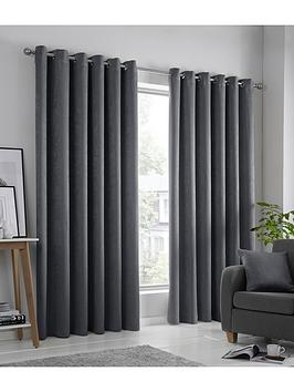 Fusion Fusion Strata Dim Out Curtains 90X72 Picture