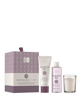 Scottish Fine Soaps Scottish Fine Soaps Pamper Me Gift Set Picture