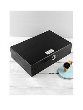 Very Personalised 12 Piece Watch Box Picture