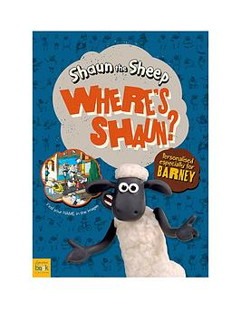Very  Find Shaun The Sheep