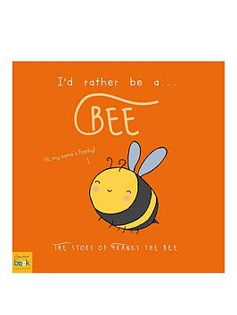 Very Personalised Id Rather Be A Bee Picture