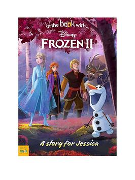 Very Personalised Frozen 2 Book - Softback Picture