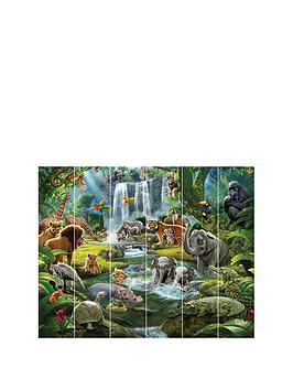 Walltastic Walltastic Jungle Wall Mural Picture