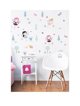 Walltastic My Woodland Friends Wall Stickers