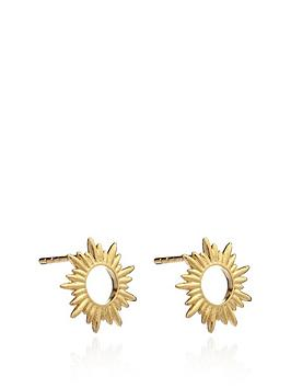 rachel-jackson-london-22ct-gold-plated-silver-sunrays-stud-earrings