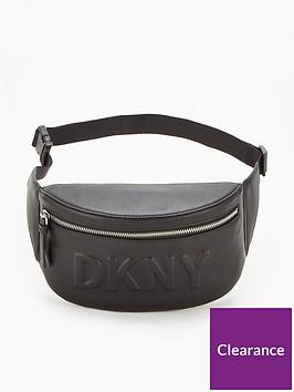dkny-tilly-punbspbelt-bum-bag-black