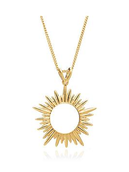 rachel-jackson-london-22ct-gold-plated-silver-medium-sun-pendant-necklace