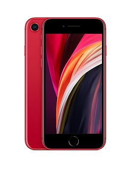 Apple Apple Iphone Se, 64Gb - (Product)Red Picture
