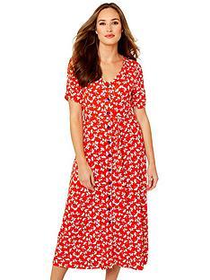 joe-browns-vintage-jersey-dress-red
