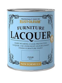 Rust-Oleum Rust-Oleum Furniture Lacquer 750Ml Picture