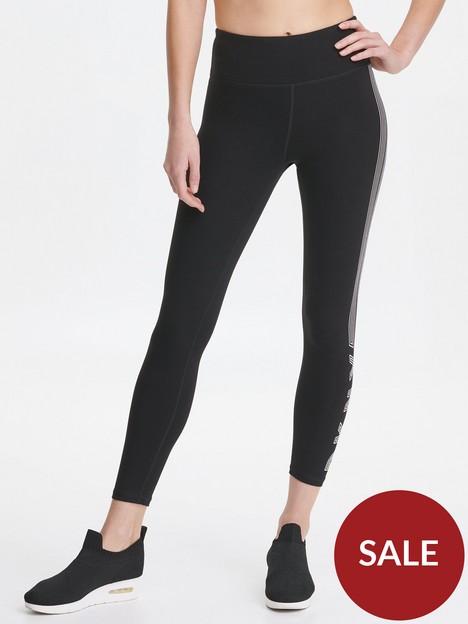dkny-sport-track-logo-high-waist-leggings-black