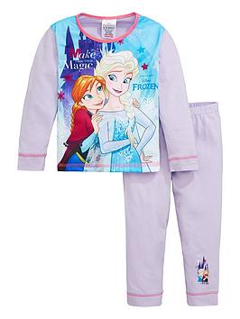Disney Frozen Disney Frozen Girls Frozen Elsa And Anna Raglan Long Sleeve  ... Picture