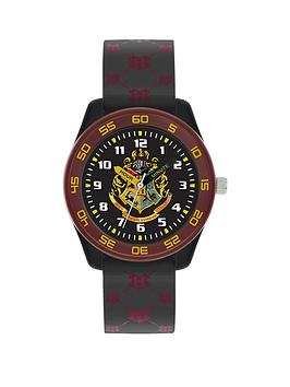 harry-potter-harry-potter-time-teacher-dial-black-printed-strap-kids-watch