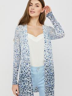 monsoon-poppy-print-linen-blend-cardigan-blue