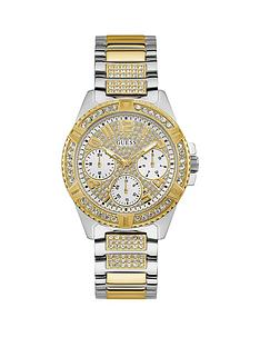 guess-guess-lady-frontier-silver-and-gold-detail-glitz-multi-dial-two-tone-stainless-steel-bracelet-ladies-watch