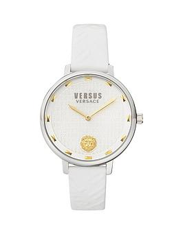 Versus Versace Versus Versace Versus Versace Silver And Gold Detail Dial  ... Picture