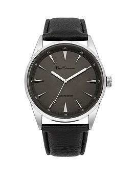 ben-sherman-ben-sherman-black-and-silver-detail-dial-black-leather-strap-mens-watch