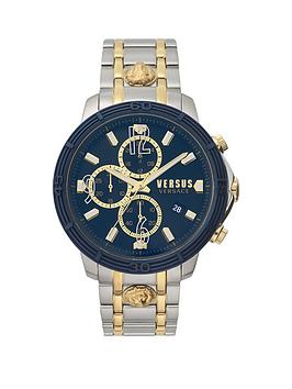 versus-versace-versus-versace-blue-and-gold-detail-chronograph-dial-two-tone-stainless-steel-bracelet-mens-watch