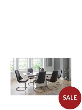 julian-bowen-como-200-cmnbspextending-dining-table-6-como-chairs