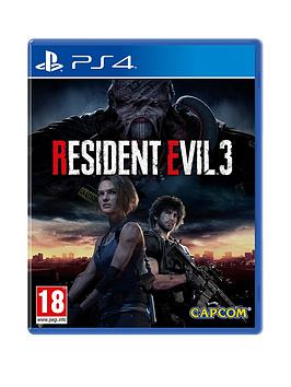 Playstation 4 Playstation 4 Resident Evil 3 Picture