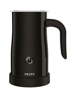 Krups   Frothing Control Xl1008 Milk Frother - Black