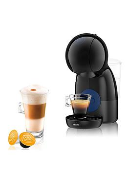 Nescafe Dolce Gusto   Piccolo Xs Manual Coffee Machine Black By Krups&Reg;