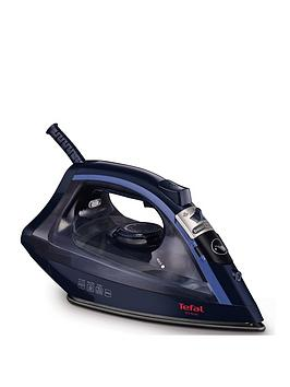 Tefal Tefal Virtuo Fv1713 Steam Iron - Dress Blue Picture