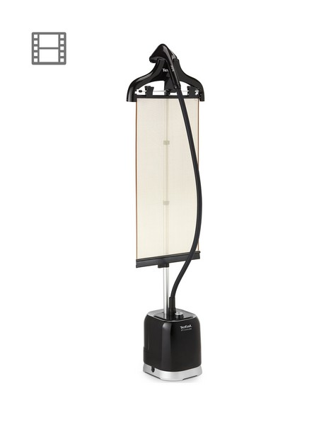 tefal-pro-style-steam-it3440-upright-clothes-amp-upholstery-garment-steamer-ndash-black