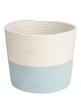 cotton-weaved-two-tone-basket