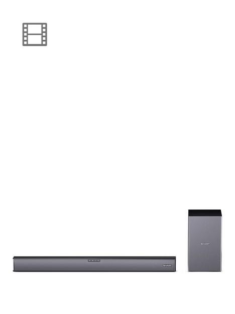 sharp-sharp-ht-sbw182-160w-21-slim-soundbar-with-wireless-subwoofer-bluetooth-hdmi-arccec