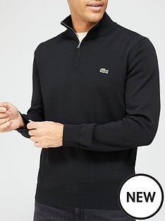 lacoste-half-zip-knit-jumper-blacknbsp
