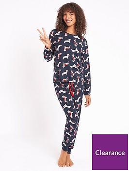 chelsea-peers-jersey-dog-pyjamas-multi