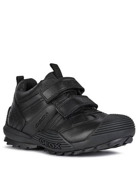 geox-boys-savage-leather-strap-school-shoe-black