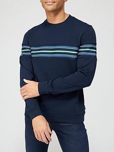 ted-baker-sumo-stripe-sweatshirt-navynbsp