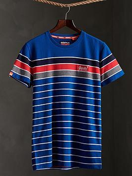 superdry-orange-label-bretton-t-shirt-blue