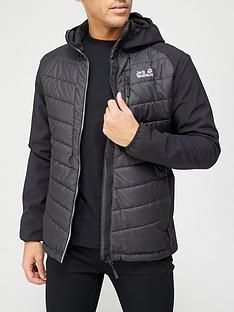 jack-wolfskin-skyland-crossing-hybrid-jacket-black