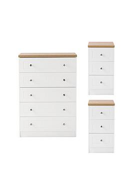 swift-naples-3-piece-ready-assemblednbsppackage--nbspchest-of-5-drawers-and-a-pair-of-3-drawer-bedside-chests