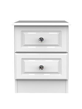 Swift Swift Clarence 2 Drawer Bedside Chest Picture