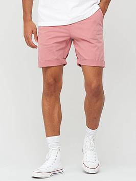 superdry-internationalnbspchino-short-pink