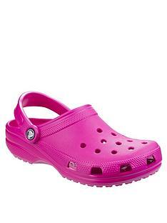 crocs-classic-clog-uni-flat-shoe-pink