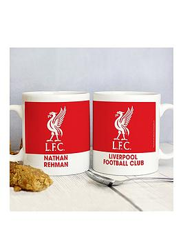 Very Personalised Official Licensed Football Badge Personalised Mug Picture