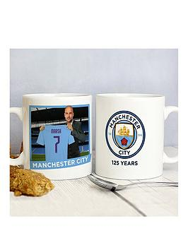 Very Personalised Official Licensed Premier League Manager Mug Picture
