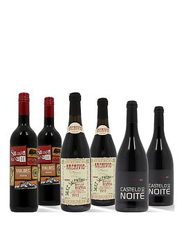 Very Mixed Case Of Luxury 75Cl Red Wines Picture