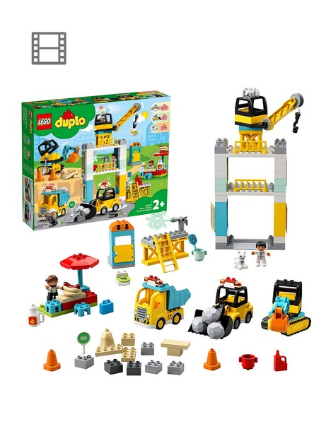 lego-duplo-10933-duplo-town-tower-crane-with-5-duplo-figures-and-4-vehicles