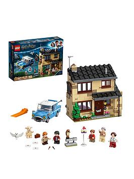 LEGO Harry Potter Lego Harry Potter 75968 4 Privet Drive With Ford Anglia  ... Picture