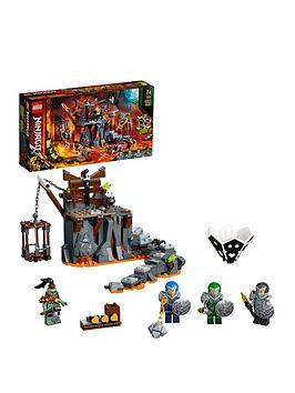 LEGO Ninjago Lego Ninjago 71717 Journey To The Skull Dungeon 2In1 Build  ... Picture