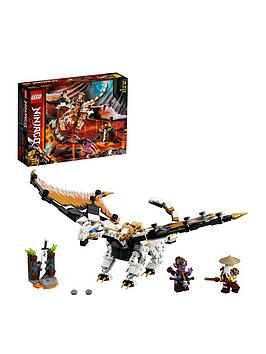 LEGO Ninjago Lego Ninjago Wu'S Battle Dragon Picture