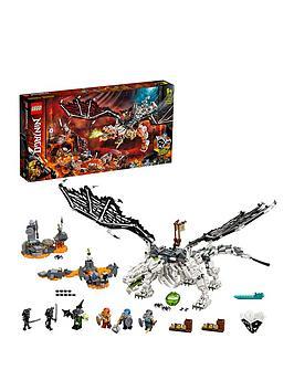 LEGO Ninjago Lego Ninjago 71721 Skull Sorcerer'S Dragon 2In1 Build  ... Picture