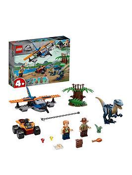 LEGO Jurassic World Lego Jurassic World 75942 Velociraptor: Biplane  ... Picture