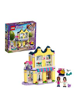LEGO Friends Lego Friends 41427 Emma'S Fashion Shop Accessories Store Picture